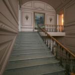 Парадная лестница Пушкинского дома