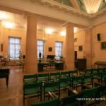 Зал в Пушкинском доме