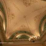 Плафон зала Пушкинского дома
