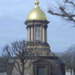 Часовня на Троицкой площади