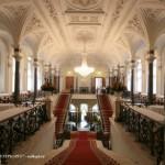 Парадная лестница в Николаевском дворце