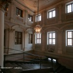 Парадная лестница в Меншиковском дворце