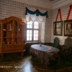 Комната в Меншиковском дворце