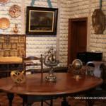 Кабинет в Меншиковском дворце