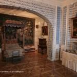 Спальная комната в Меншиковском дворце