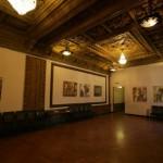 Столовый зал особняка В. Ф. Утемана