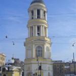 Колокольня Владимирского собора