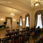 Зал в особняке Нейдгарта
