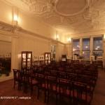 Белый зал в доме Ф. Г. Бажанова