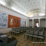Зал в особняке С. С. Абамелек-Лазарева