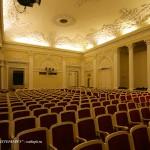 Театральный зал в особняке Д. Е. Бенардаки