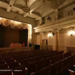 Театральный зал в доме А. С. Меншикова