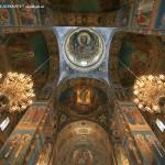 Церковь Рождества Христова на Песках. Интерьер