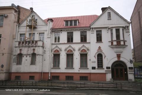 Особняк А. Л. Франка. 2008.04.19.