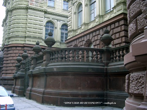 Мало-Михайловский дворец. 2006.04.15.