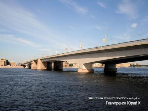 Гончаренко Ю.К., Мост Александра Невского.