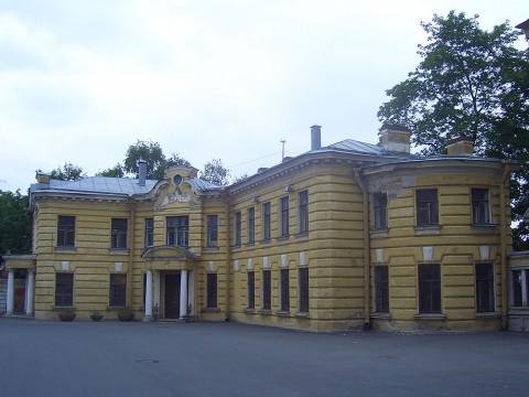 Александро-Невская лавра. 2007.07.25.