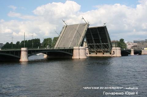 Гончаренко Ю.К., Биржевой мост.