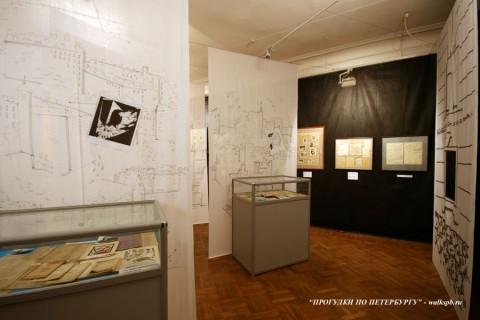 Выставочный зал. 2008.04.06.