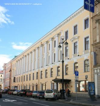Чернега А.В., Большая Морская ул. 14. 22.07.2012.