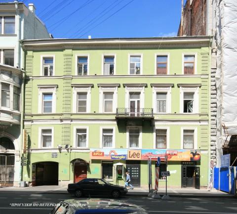 Чернега А.В., Большая Морская ул. 17. 22.07.2012.