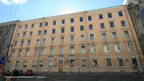 Чернега А.В., Большая Морская ул. 20. 22.07.2012.