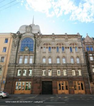 Чернега А.В., Большая Морская ул. 22. 22.07.2012.