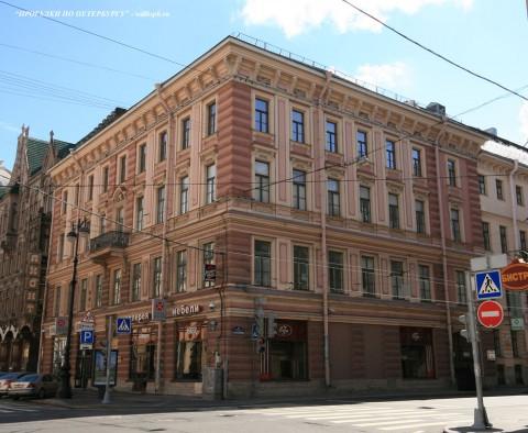 Чернега А.В., Большая Морская ул. 26. 22.07.2012.