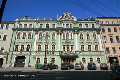 Чернега А.В., Большая Морская ул. 29. 22.07.2012.