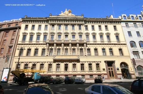 Чернега А.В., Большая Морская ул. 37. 22.07.2012.