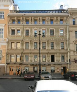 Чернега А.В., Большая Морская ул. 4. 22.07.2012.