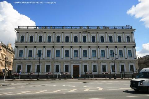 Здание Министерства государственных имуществ