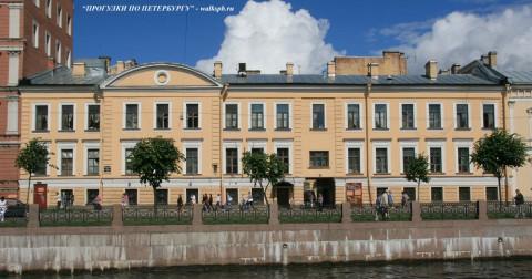 Чернега А.В., Большая Морская ул. 63. 22.07.2012.