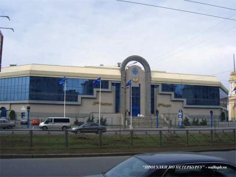 Выставочный комплекс «Ленэкспо». 2007.05.03.
