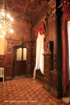 Зал в особняке А. Ф. Кельха. 2008.11.04.