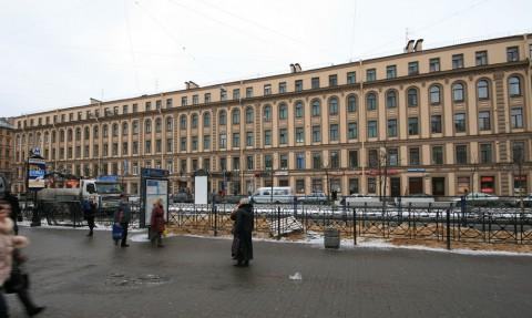 пр. Чернышевского, 17. 2009.03.12.