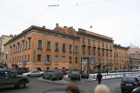 пр. Чернышевского, 5. 2009.03.12.