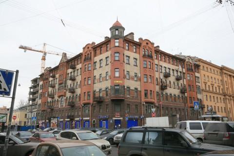 пр. Чернышевского, 8. 2009.03.12.