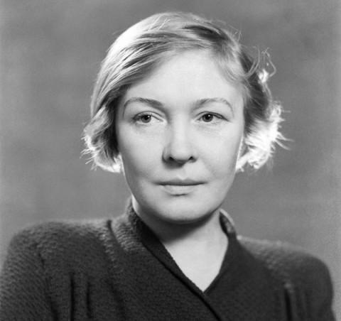Ольга Фёдоровна Берггольц.
