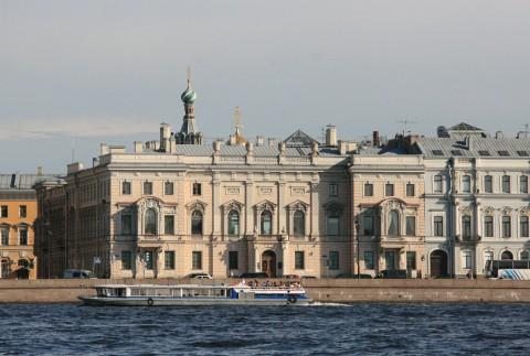 Особняк И.Ф. Громова (Кантемировский дворец),<br />современный вид
