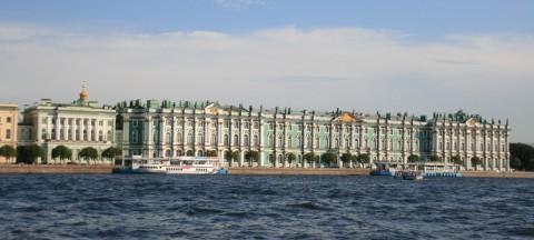 Зимний дворец (Эрмитаж). 2008.07.04.