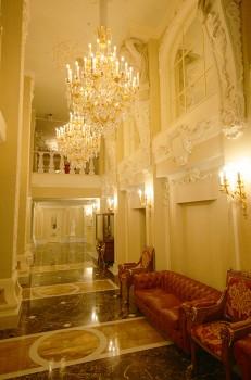 Холл в особняке Елисеевых. 2011.09.17.