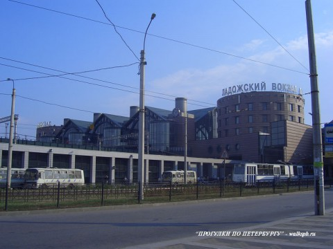 Ладожский покзал. 2007.08.22.