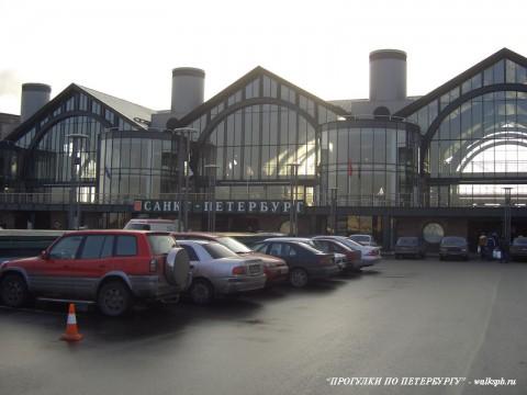 Ладожский вокзал. 2007.08.22.