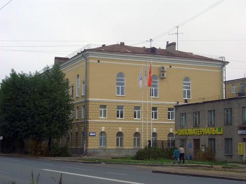 Магнитогорская ул., 50.