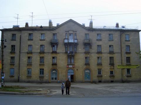 Магнитогорская ул., 53.