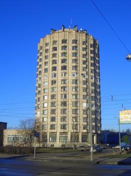 Большая Пороховская ул., 58.