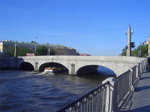 Обуховский мост.
