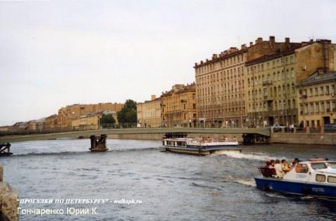 Гончаренко Ю.К., Горсткин мост.