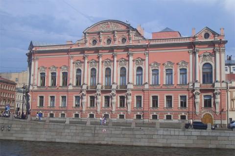 Дворец Белосельских-Белозерских. 2006.05.23.